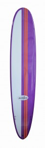 "High Performance Noserider 9'4"" purple"